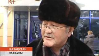 Өз сөзім. Рысбек Сәрсенбай 01.02.2012 / kplustv