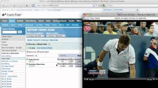 Press Play To Watch - PROOF Of Winnings - Tennis Betting System
