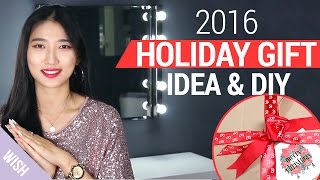 Holiday gift guide 2016 | DIY Ideas for beloved ones