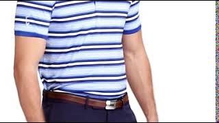 Custom Slim Performance Polo-video