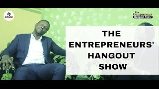 preview picture of video 'The Entrepreneurs' Hangout Show With Emmanuel Akande | ZoneTv'
