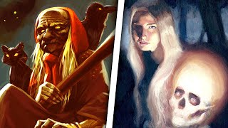 The Messed Up Origins of Baba Yaga, the Slavic Witch | Fables Explained - Jon Solo