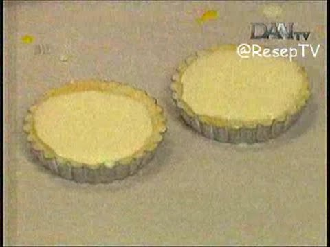 Video Resep Kue Pie Susu ala Chef Vania Wibisono