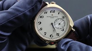 Vacheron Constantin Historiques American 1921 82035/000R-9359 Functions & Care
