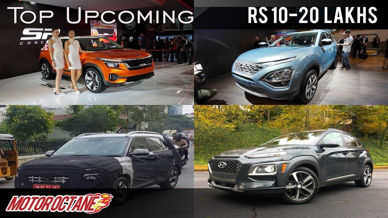 Motoroctane Youtube Video - Top upcoming cars in Rs 10-20 lakhs   Hindi   MotorOctane