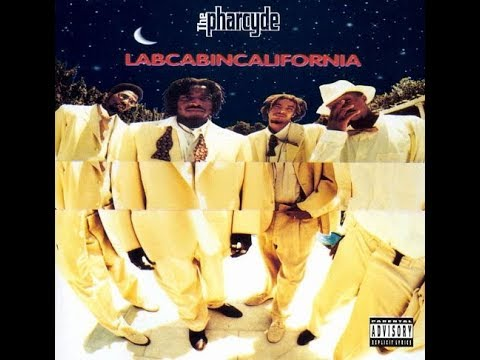 Hip Hop Album Review Part 189: The Pharcyde Labcabincalifornia