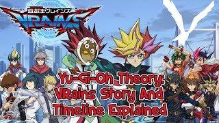 Yu-Gi-Oh! VRAINS English Dub Preview Scene (Yusaku links into the