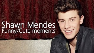 Shawn Mendes: Funny / Cute moments