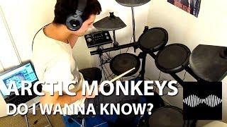 Arctic Monkeys - Do I Wanna Know? Drum Cover (HQ Sound)