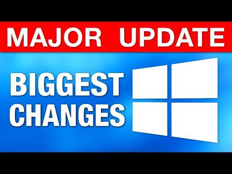 "Windows 10 Major ""November Update"" - Biggest Changes (2019)"