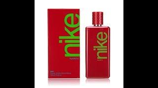 Nike Red For Men Fragrance Review (2015)