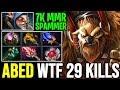 Don 39 t Pick Meepo against ABED WTF 29 Kills Earthshaker 7 22 Dota 2