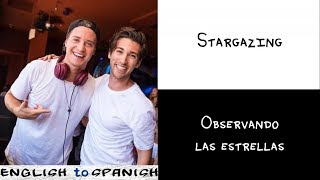 Kygo - Stargazing ft. Justin Jesso (Letra Ingles y Español)