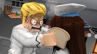 I became GORDON RAMSAY in BLOXBURG and YELLED AT PEOPLE!