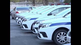 Вскоре завершится укомплектование патрульной милиции Бишкека. Идет третий этап конкурса