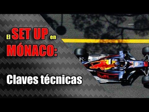 El SET UP de un FORMULA 1 🔥 en el CIRCUITO de MÓNACO 🏁 | REGLAJES | F1 | Formula 1 Atmosphere