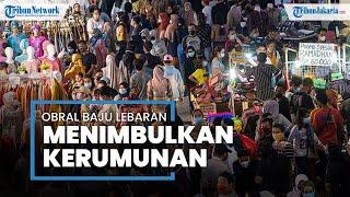 Setelah di Pasar Tanah Abang, Kerumunan Kembali Terjadi di Pusat Perbelanjaan Jakpus