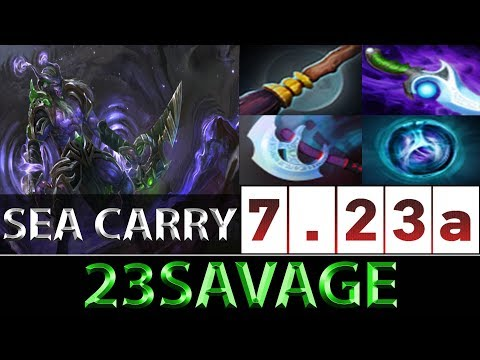 23savage [Faceless Void] The God Tier SEA Carry  ► Dota 2 7.23a