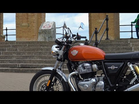 Living with the Royal Enfield Interceptor 650, Longterm, why aren't Triumphs made this way?