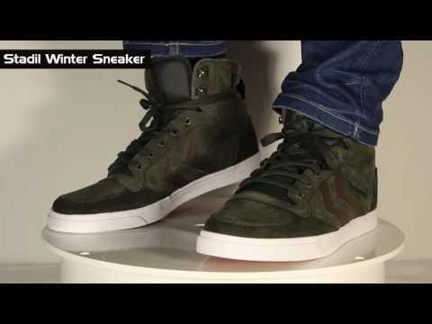 Hummel Stadil Winter Sneaker - Saison 2016/17