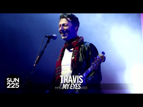 Travis - My Eyes @ Jisan Valley Rock Festival 2016