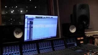 "Kamelot 2015 - New Album ""HAVEN"" - Studio Preview #3"