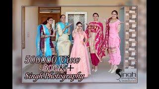 Gambar cover Ik Ghar Tera Jodeya Te Ik Jodan Challi Ni ( SHARRY MANN ) -Family Pre-Wedding song SINGH PHOTOGRAPHY