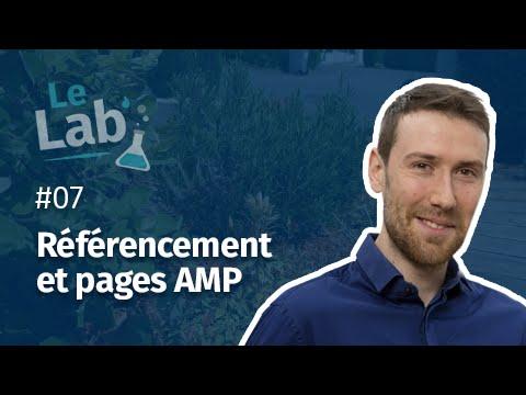 Référencement et Pages AMP