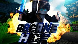 [Arcane] INSANE TRAP ESCAPE WITH ONE POT!!!! (Minecraft Factions)