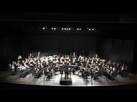 "Themes from ""Green Bushes"" (Grainger) - Ohio University Symphonic Band"
