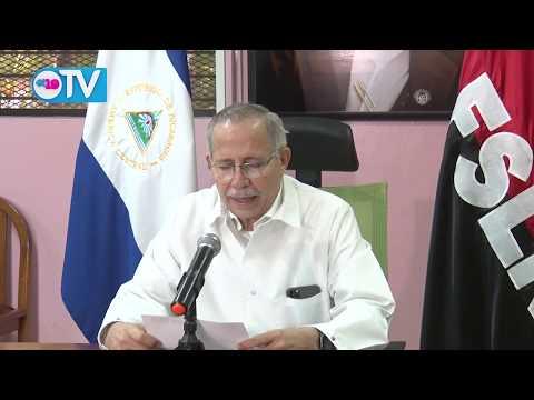 Nicaragua: Último informe del Ministerio de Salud sobre la situación del Coronavirus