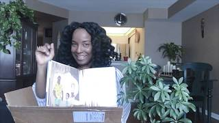 Book UNBOXING!!!