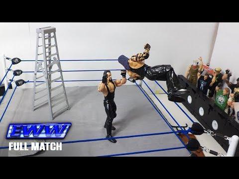 FULL MATCH — Jeff Hardy vs. The Undertaker - Extreme Rules Match: WWE EWW, July 3, 2015