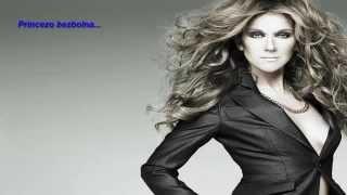 Celine Dion-Save Your Soul Croatian Lyrics