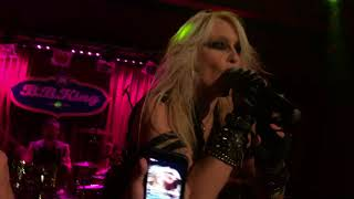 Doro Pesch. Touch of evil and I rule the ruins