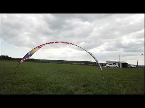 Eric :  Vol d 'entrainement en drone filmé par DJI mavic pro platinium