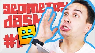 GEOMETRY DASH #1 | Hoggy