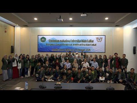 Kunjungan Mahasiswa Universitas Islam Balitar