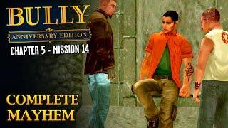 Bully: Anniversary Edition - Mission #66 - Complete Mayhem