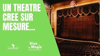 Vignette de Le magicien qui a fait construire un théâtre de 1200 places spécialement pour lui...