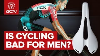 Is Cycling Bad For Men