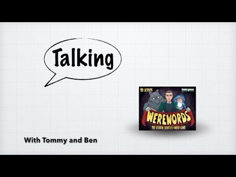 Talking Werewords