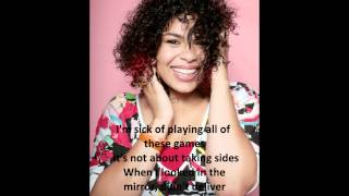 Jordin Sparks - Tattoo Lyrics HQ