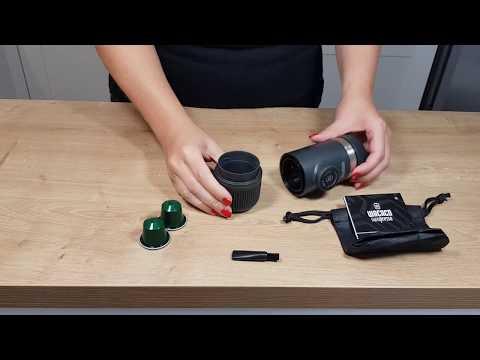 Nespresso adapter pre Wacaco Nanopresso