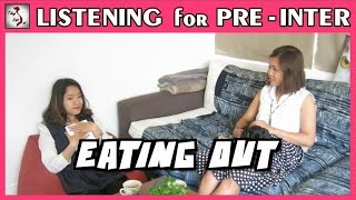 Vietnamese Listening Practice for Intermediate Level: Eating Out