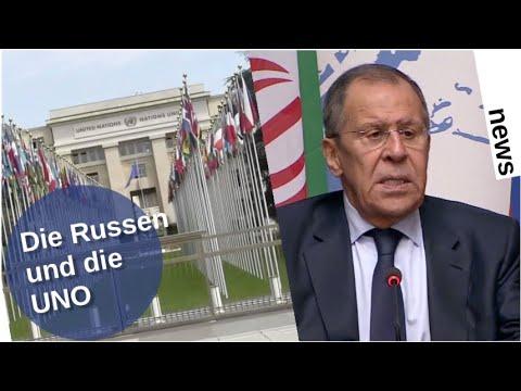 Die Russen und die UNO [Video]