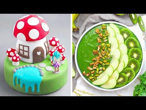 So Yummy | Most Beautiful Homemade Cake Decorating Ideas | Easy Dessert Recipes Cake Ideas