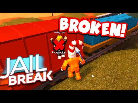 TRAIN IS BROKEN IN JAILBREAK