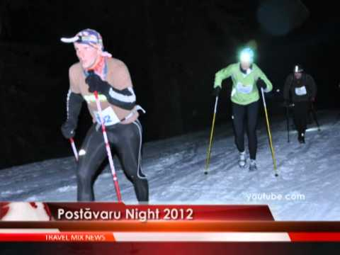 Postavaru Night 2012