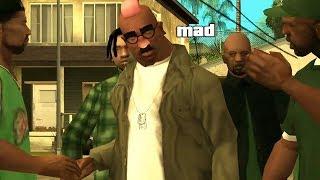 Мэддисон играет в GTA: San Andreas #2 - Низкополигональная Тусовка